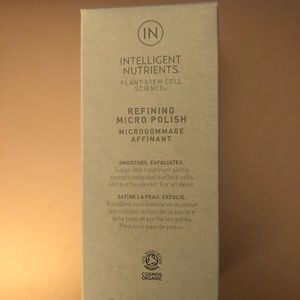 Intelligent Nutrients refining micro polish